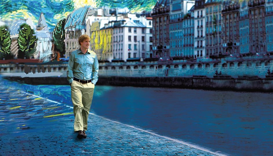 Paris Seen By... - Owen Wilson in Woody Allen's 'Midnight in Paris'