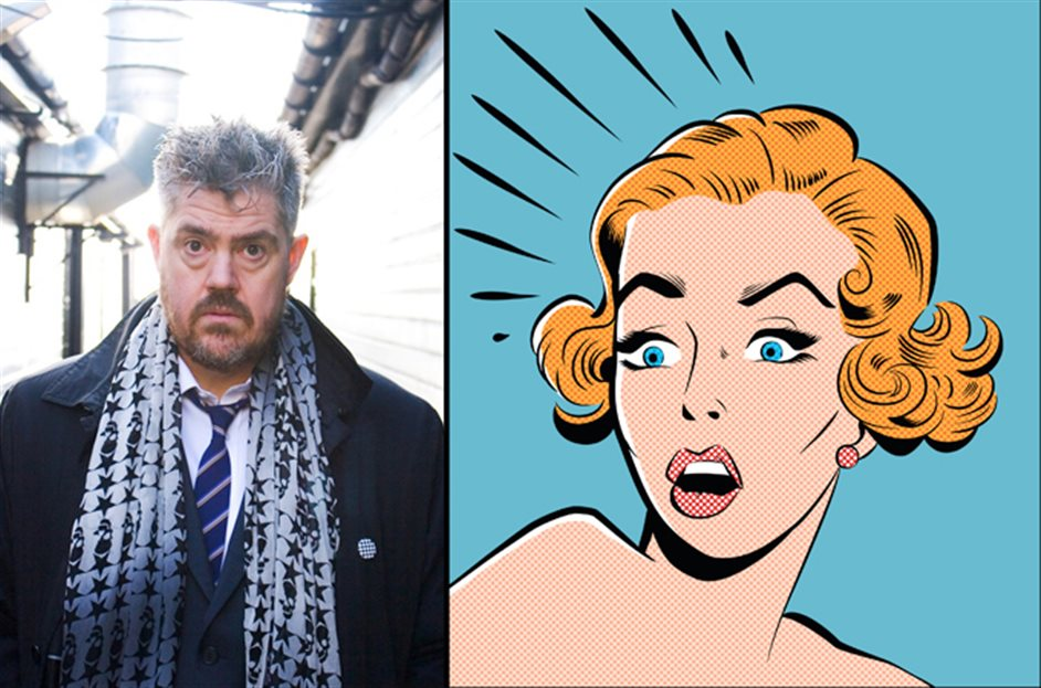 2013 Edinburgh Preview Shows - Voices In Your Head: The Phil Jupitus Experiment