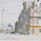 The Discovery of Paris: Watercolours by Early Nineteenth-Century British Artists hotels title=