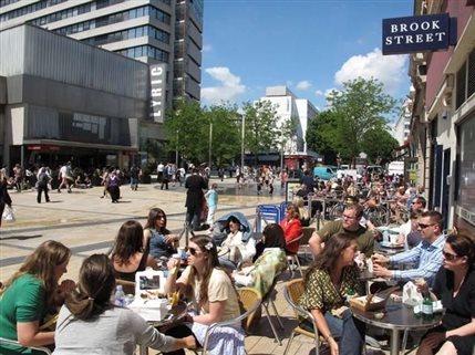 JJB Sports - Hammersmith Lyric Square