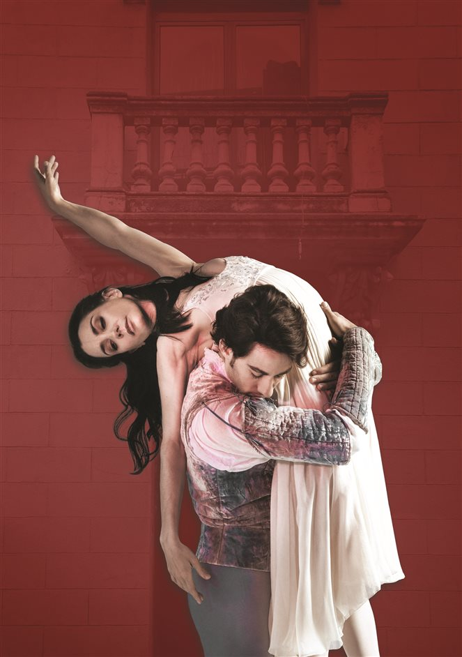 English National Ballet: Romeo & Juliet - Tamara Rojo and Carlos Acosta