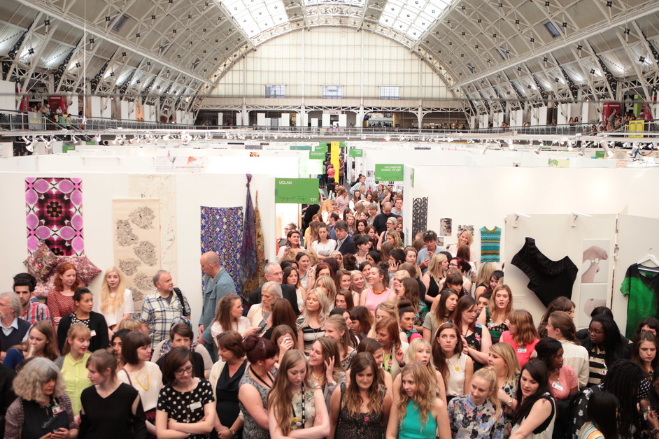 New Designers Exhibition Part One