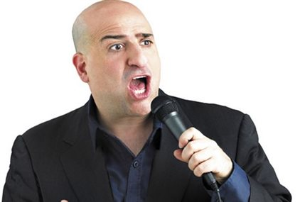 2013 Edinburgh Preview Shows - Omid Djalili