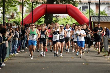 Richmond Park 10K Sunday Series
