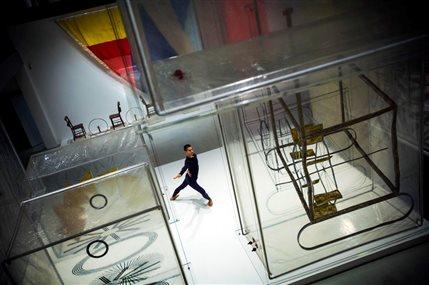 Dancing around Duchamp