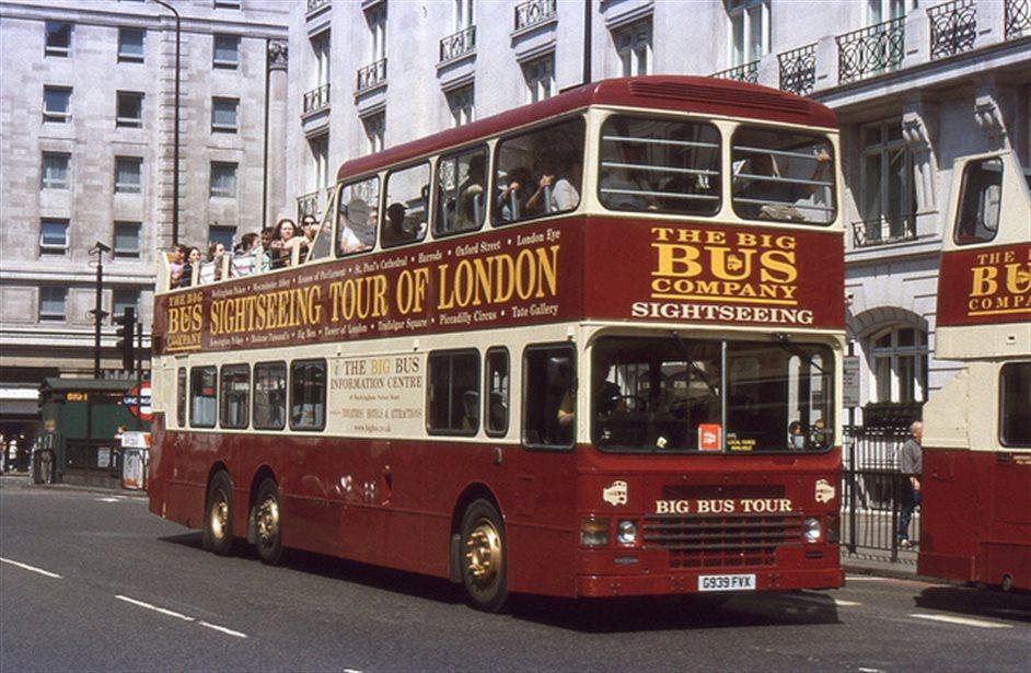 Big Bus Company Images Victoria London Londontown Com