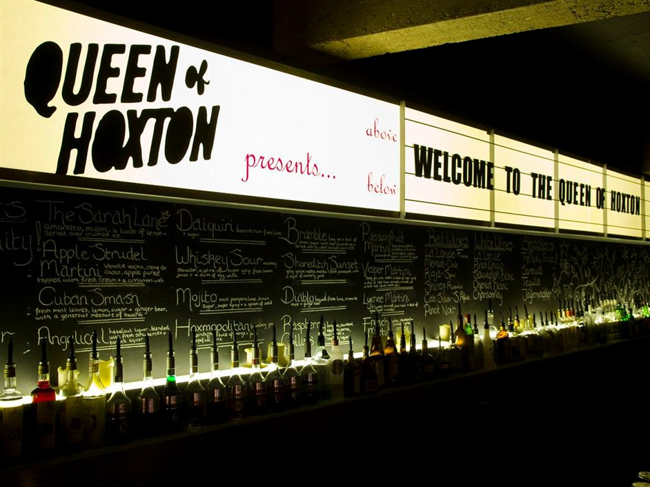 The Queen Of Hoxton