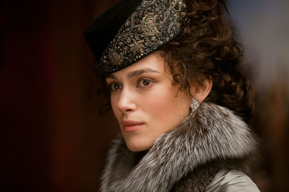 The Designs Of The Year 2013 - Jacqueline Durran's Anna Karenina costumes.