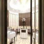 The Oval Restaurant at The Wellesley London
