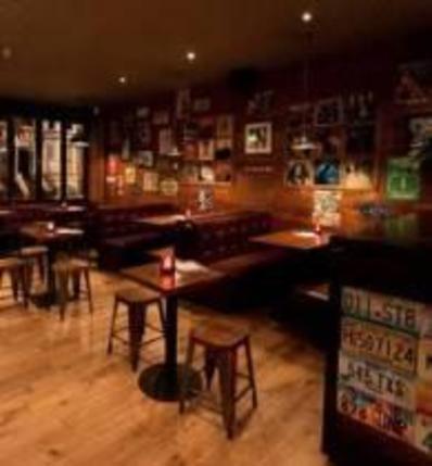 The Dime Bar
