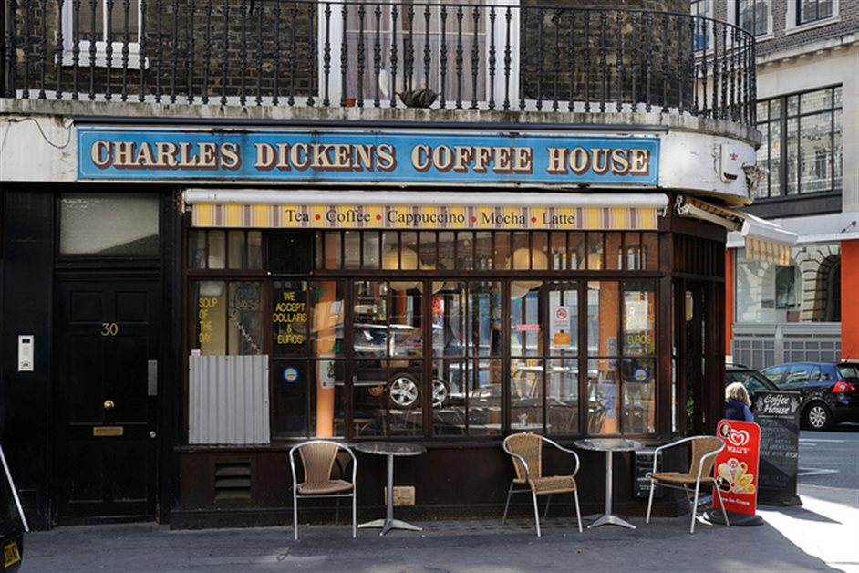 Charles Dickens Coffee House - Charles Dickens Coffee House