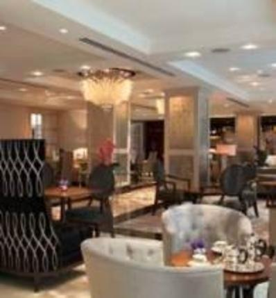 The Lounge at the InterContinental London Westmins