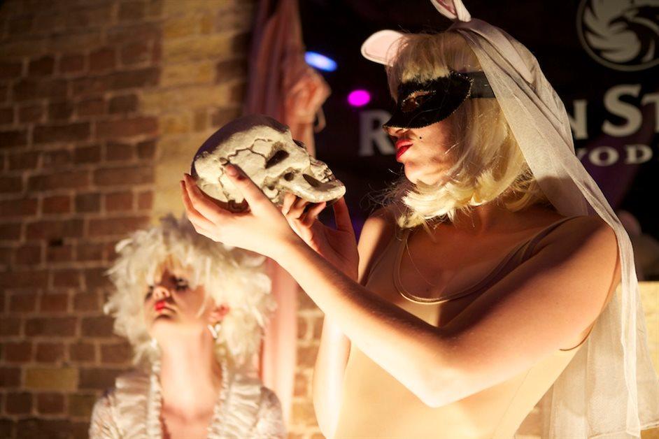 Last Tuesday Society Masquerade Ball