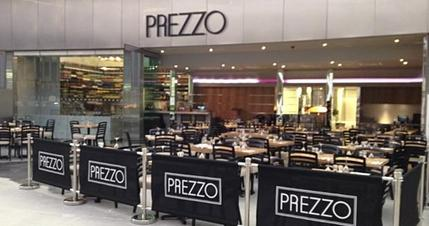 Prezzo - King's Cross
