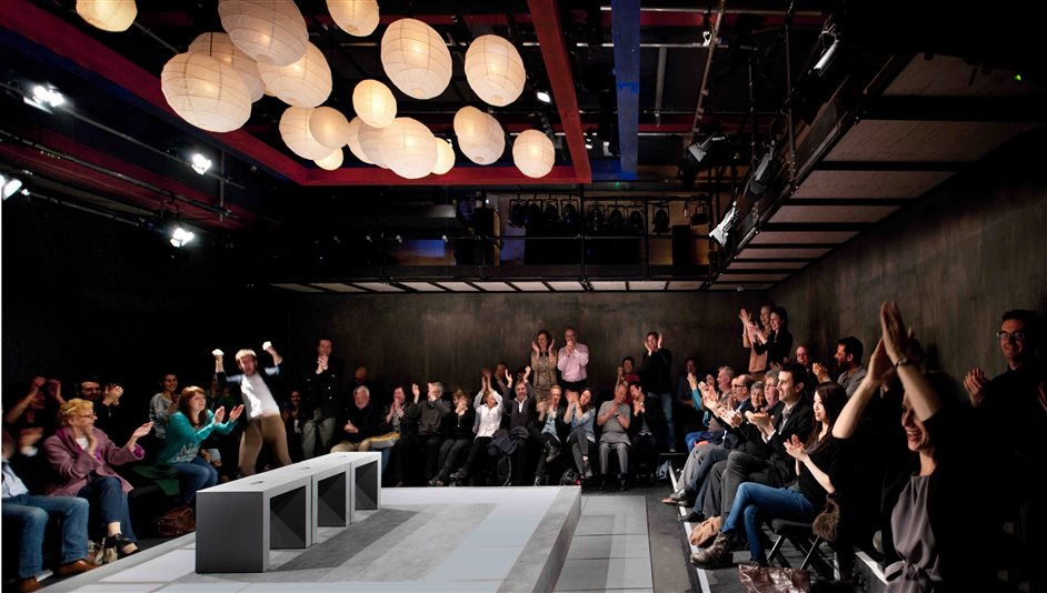 Park Theatre - P90 audience