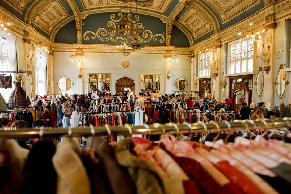 Clerkenwell Vintage Fashion Fair 4th Anniversary