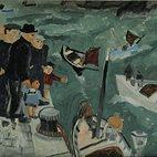 Art and Life: Ben Nicholson, Winifred Nicholson, Christopher Wood, Alfred Wallis, William Staite Mur