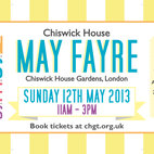 Chiswick House May Fayre
