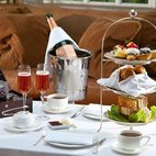Afternoon Tea at The Montague hotels title=
