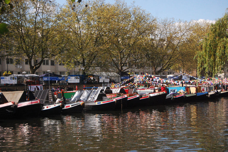 Canalway Cavalcade - Image courtesy of Sarah Honeysett
