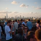 Rooftop Film Club at Bussey Building hotels title=