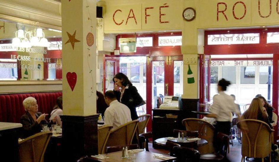Caf� Rouge - James Street