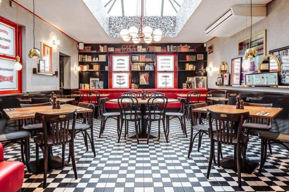 Café Rouge - Hampstead