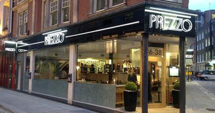 Prezzo - Glass House Street