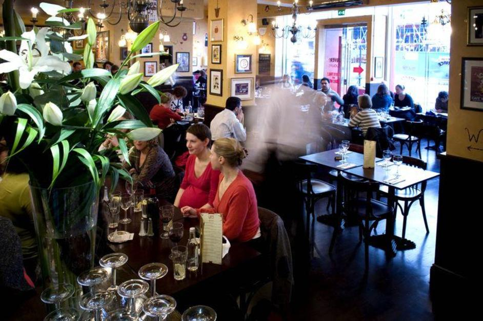 Café Rouge - Kingsway