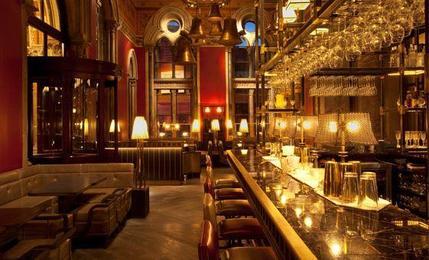 The Gilbert Scott Bar