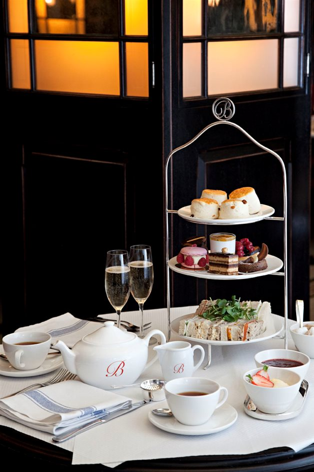 Balthazar - Champagne Afternoon Tea