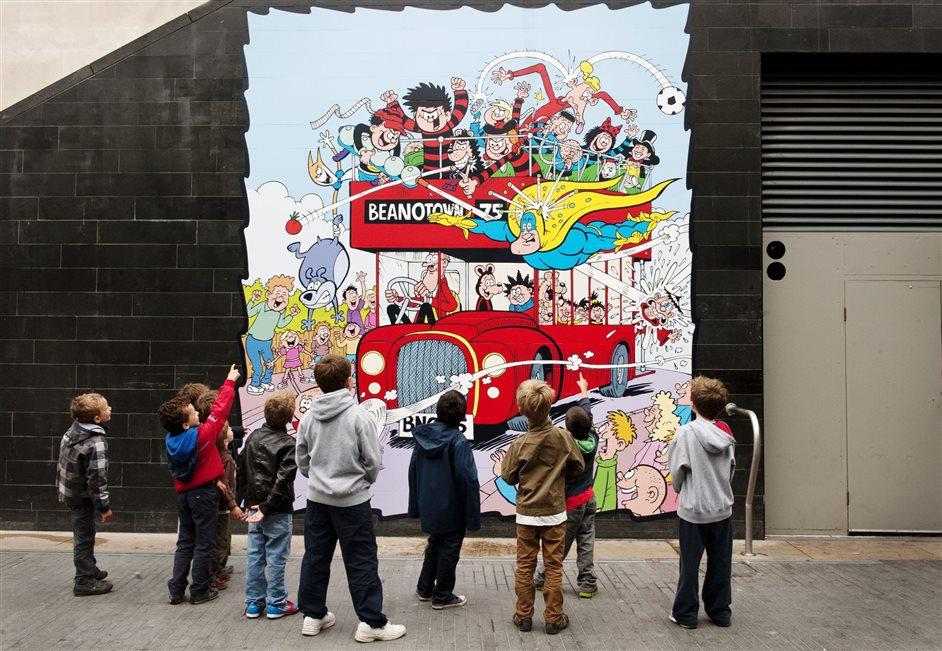 Festival of Neighbourhood - Beanotown, photo by Linda Nylind