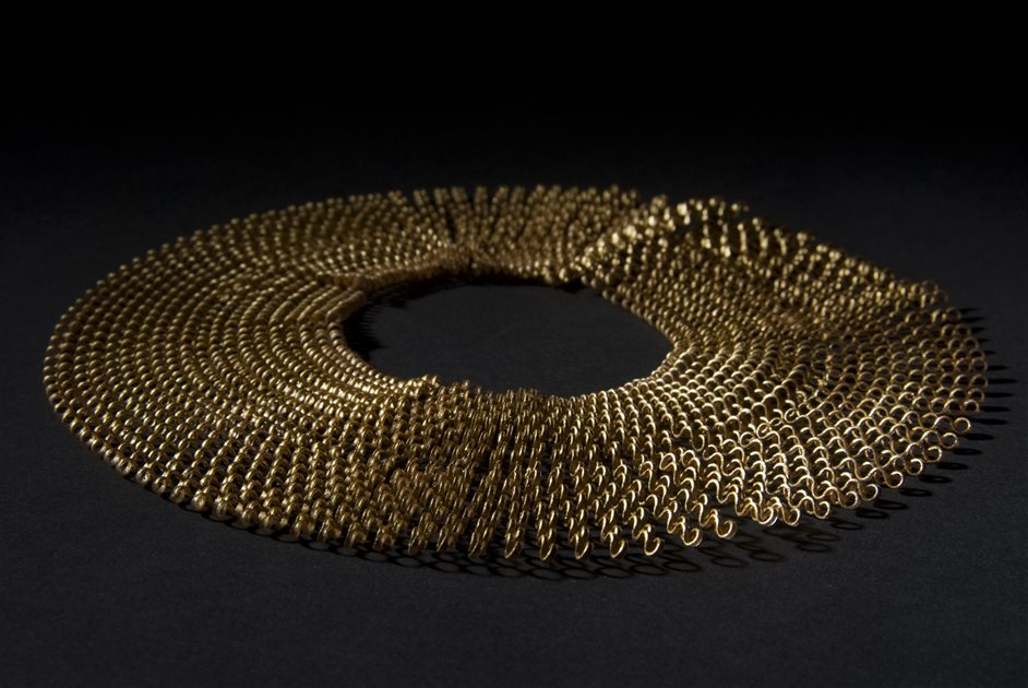Jameel Prize Exhibition - Florie Salnot, necklace