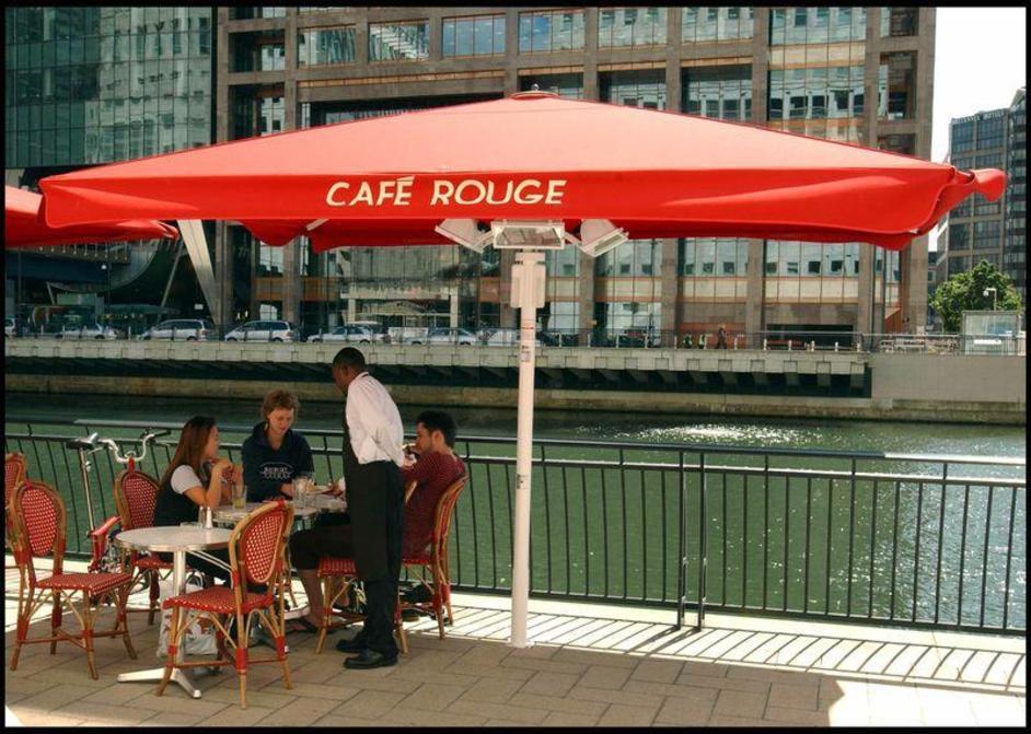 Café Rouge - Canary Wharf