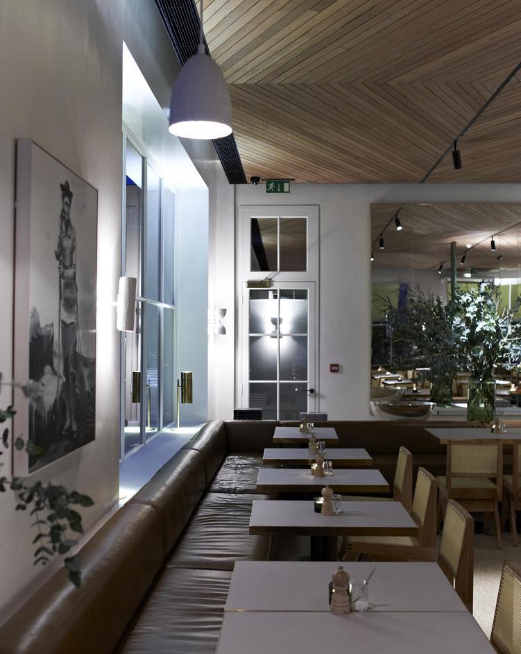 Granger & Co Notting Hill - Photo credit: Mikkel Vang