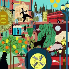 The 2014 Serco Prize for Illustration: London Stories