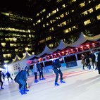 Broadgate Ice Skating