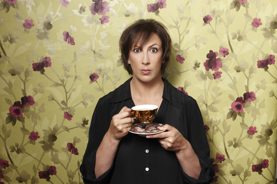 Miranda Hart: My, What I Call, Live Show - Photo Credit: PHOTOGRAPH BY JAY BROOKS, CAMERA  PRESS LONDON
