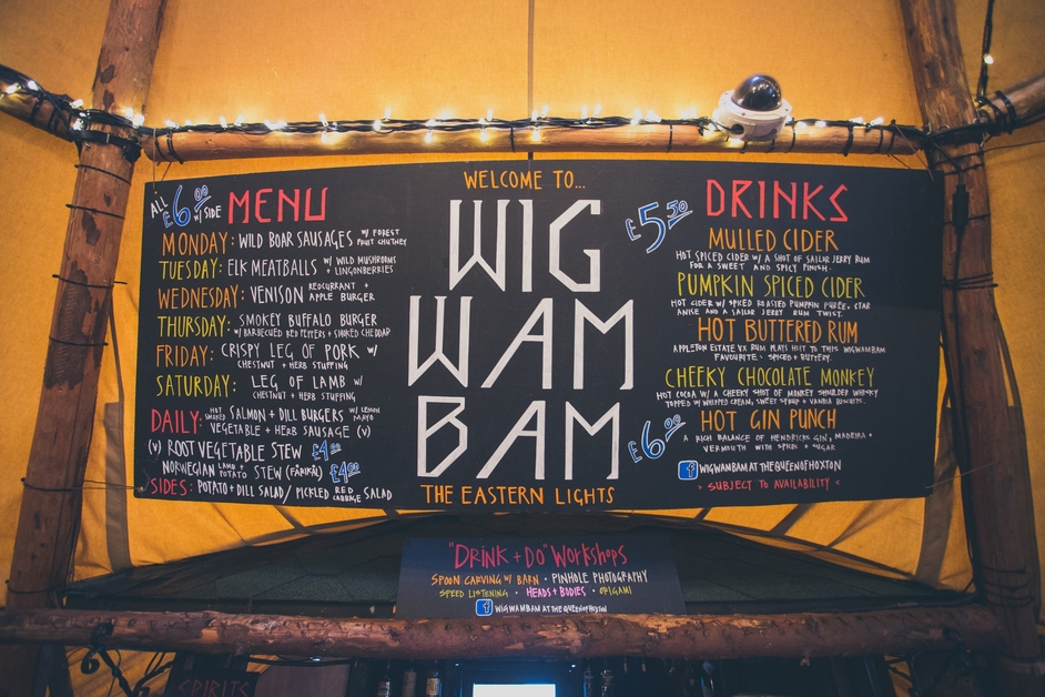 WigWamBam: The Eastern Lights