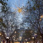 Duke of York Square Christmas Lights