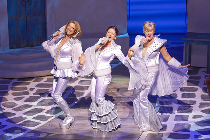Mamma Mia! - Photo credit Brinkhoff & Mogenburg