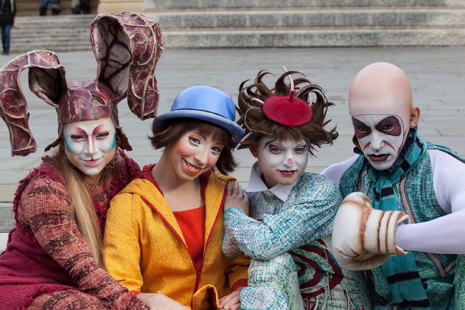Cirque Du Soleil: Quidam - Photo Credit: Andrew Fraser