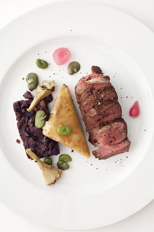 London Restaurant Festival - Gourmet Odyssey Masters - Benares Duck
