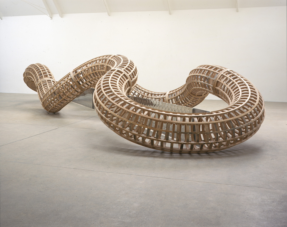 Richard Deacon - Richard Deacon After 1998 © Tate