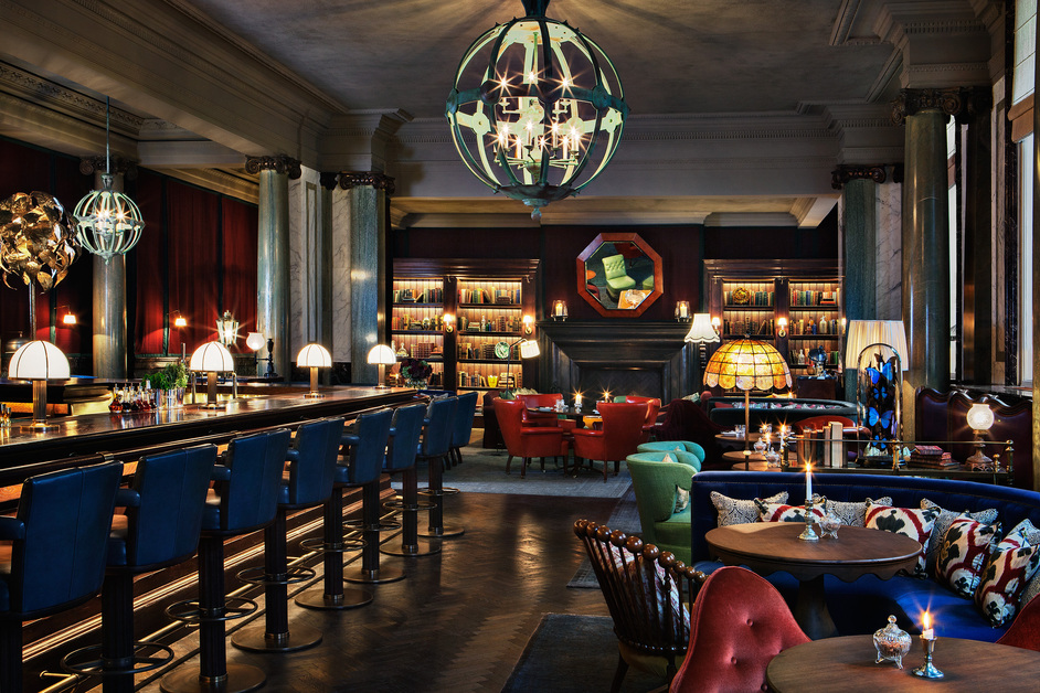 Rosewood London - Rosewood London Bar
