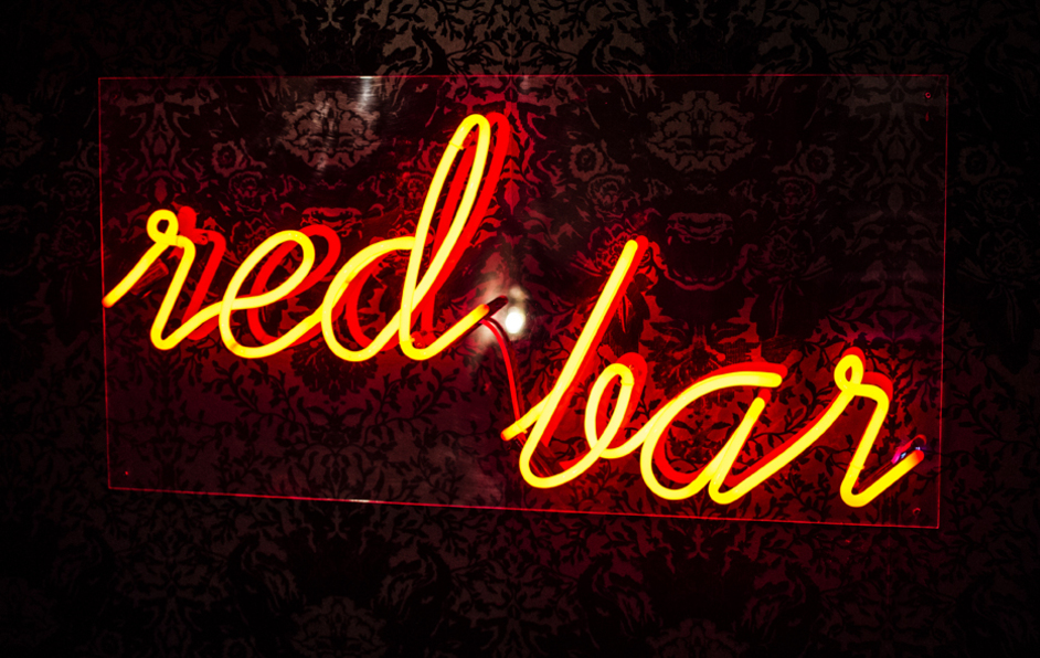 Bam-Bou - The Red Bar at Bam-Bou
