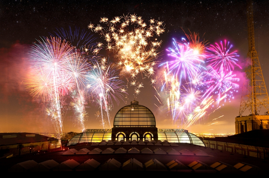 Alexandra Palace Fireworks: Back with a Bang
