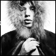 Bailey's Stardust - Mick Jagger by David Bailey, 1964 by David Bailey
