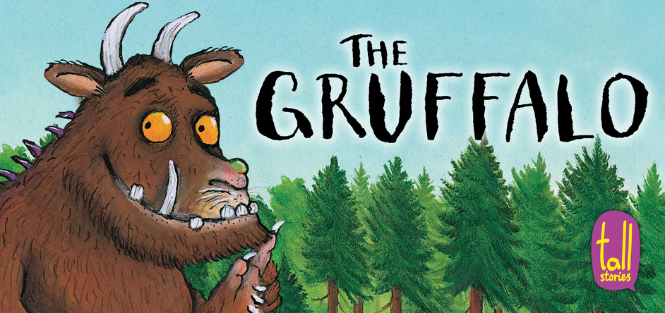 The Gruffalo: Tall Stories Theatre Company
