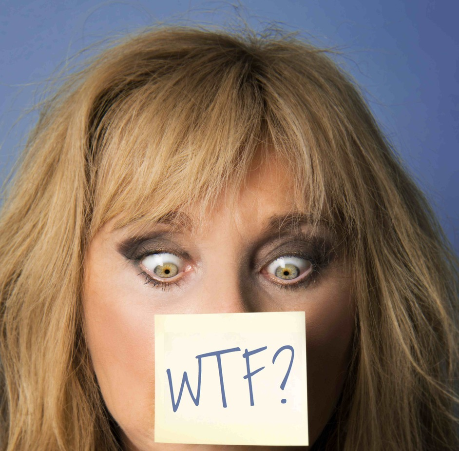 Helen Lederer: Why The Fuss - Helen Lederer, Why The Fuss, photo by Matt Crockett